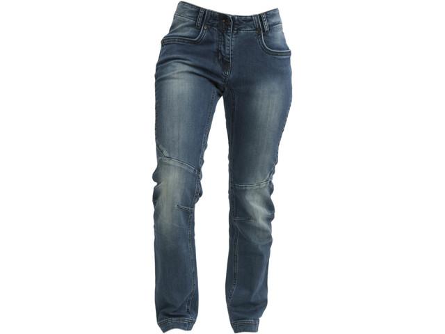Wild Country Precision Vaqueros Mujer, jeans blue